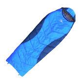 【OutdoorBase】幸福保暖睡袋(1入,顏色採隨機出貨)