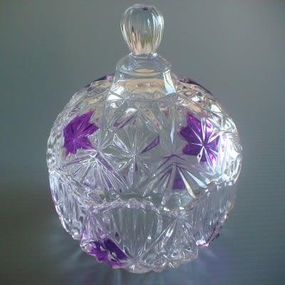 玻璃糖果盒(300ml)/儲物罐/玻璃瓶/收納罐/糖果罐