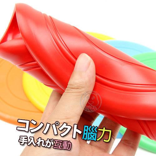 【zoo寵物商城】  dyy》軟性矽膠寵物飛盤 (不傷牙齒)顏色隨機