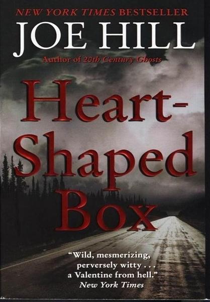 (二手書)Heart-Shaped Box