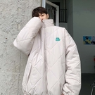 羽絨外套韓版外套 棒球服棉服男士棉衣 夾克外套羽絨服 學生外套加厚男生外套 潮流男士外套