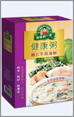 ●得意的一天健康粥-蝦仁干貝海鮮4入/盒*2盒【合迷雅好物超級商城】