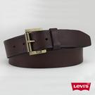 Levis 皮帶 男款 / 時尚針扣 / 牛皮皮革