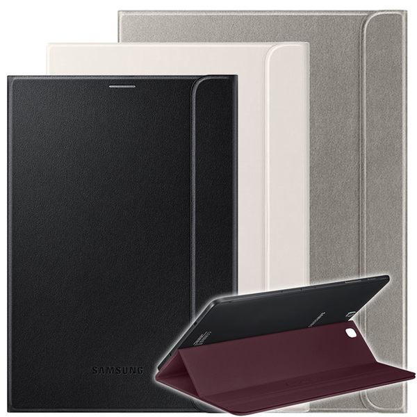 【免運-東訊公司貨】Samsung Galaxy Tab S2 9.7 原廠書本式皮套(T810 / T815)