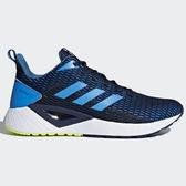 Adidas Questar CC 男鞋 慢跑 休閒 Climacool 避震 透氣 藍 【運動世界】 DB1155
