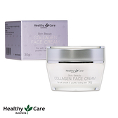 【澳洲Healthy care】美肌膠原蛋白水嫩保濕面霜(1入組專業級-30g/罐)