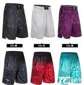 籃球褲 籃球褲運動短褲男夏天跑步寬松大碼過膝健身套裝訓練褲速干五分褲