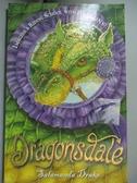 【書寶二手書T2/原文小說_IFW】Dragonsdale_Salamanda Drake
