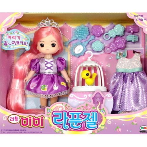 《 MIMI 》迷你長髮公主╭★ JOYBUS玩具百貨