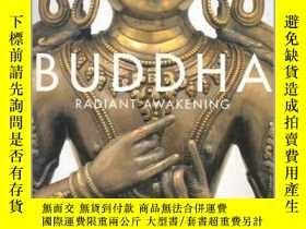 二手書博民逛書店佛像罕見Buddha: Radiant Awakening 20