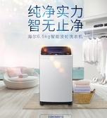 洗衣機 Haier/海爾 EB65M919  6.5公斤全自動波輪洗衣機 桶自潔     麻吉鋪