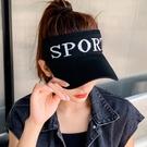 帽子女韓版春夏季騎車戶外運動鴨舌棒球帽男太陽帽學生遮陽空頂帽