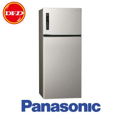 PANASONIC 國際牌 NR-B589TV-S 變頻雙門冰箱 579 公升 銀河灰 台灣製造 公司貨 ※運費另計(需加購)