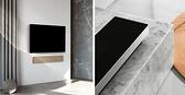【新竹家庭劇院專賣 名展音響】 B&O 首款 Soundbar 無邊框設計 Beosound Stage黑色款 遠寬公司貨享保固