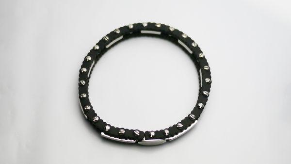 ╭☆ Silver shop ☆╯ 鈦鋼 手鍊 De Mood 正品 專櫃款 [ stp 018 ]