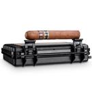 雪茄盒 茄龍雪茄盒雪茄保濕盒便攜式密封專...