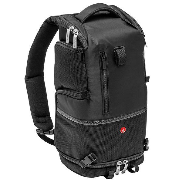 ◎相機專家◎ Manfrotto Tri Backpack S 專業級三合一斜肩後背 MB MA-BP-TS 相機包 正成公司貨