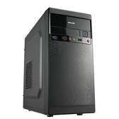 Mavoly 松聖 枇杷 USB3.0 ATX 黑化電腦機殼