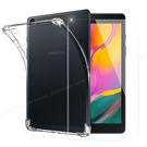 CITY for 三星 Samsung Galaxy Tab A T295 8吋平板5D 4角軍規防摔殼+鋼化玻璃貼組合