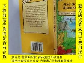 二手書博民逛書店Just罕見So Stories.Rudyard Kipling:就這樣故事。魯德亞德吉蔔林Y200392