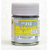 GSI 郡氏 MR.COLOR 組裝模型工具 GX213 GX 金屬白銀色 硝基漆 油性顏料 TOYeGO 玩具e哥