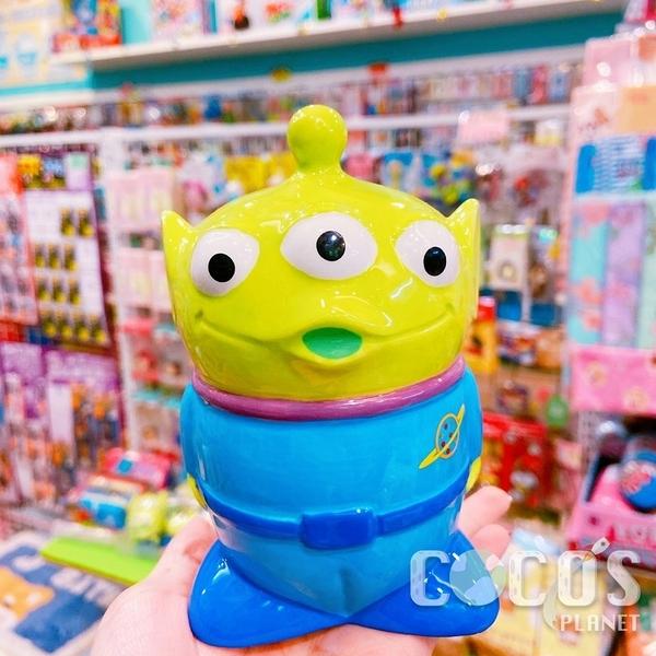 正版 玩具總動員 三眼怪 阿三 陶瓷存錢筒 公仔存錢筒 收納罐 存錢筒 儲蓄罐撲滿 COCOS FG660