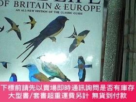 二手書博民逛書店The罕見Complete Guide to the Birdlife of Britain and Europe