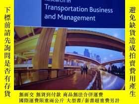二手書博民逛書店Research罕見in Transportation Busi