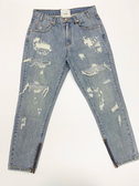 OneTeaspoon 牛仔褲 FORD FREEBIRDS 女(藍)