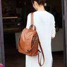 後背包 後背包推薦 最新款 女用後背包 側背包 安全防盜設計【城市風潮】DL 1998