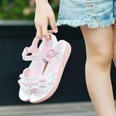 618好康鉅惠女童涼鞋2018夏季新款女孩兒童鞋子公