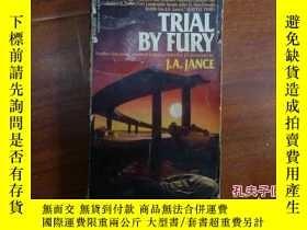 二手書博民逛書店TRIAL罕見BY FURYY135958