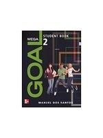 二手書博民逛書店《Mega Goal (2) with Audio CDs/3片