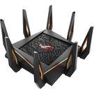 【免運費】ASUS 華碩 ROG Rapture GT-AX11000 電競 三頻 820.11ax 無線分享器