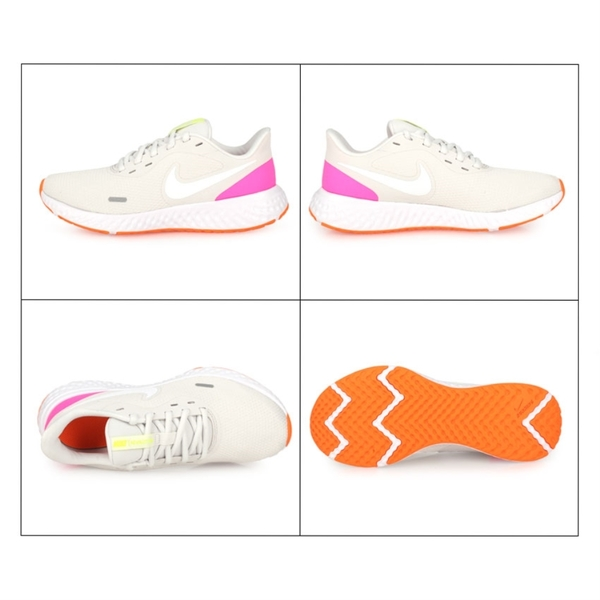 NIKE WMNS REVOLUTION 5 女慢跑鞋(免運 休閒≡體院≡ BQ3207