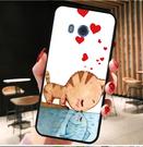 [U11 軟殼] HTC u11 U-3u u3u 手機殼 保護套 外殼 貓戀魚