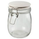 陶蓋玻璃儲物罐 M 750ml NITO...