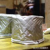 焗油加熱帽家用發廊用發膜蒸發帽頭發護理燙染發加熱器    琉璃美衣