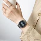 金屬輕量電子錶 復古多功能手錶 情侶對錶 網紅李牌牌同款 惡南宅急店【0628F】