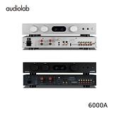 【限時特賣+24期0利率】英國 Audiolab 6000A 綜合擴大機 銀/黑 兩色 公司貨