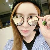 【TT】眼鏡女 明星款新款網紅圓臉韓版優雅眼鏡圓形個性太陽鏡女士