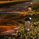 太陽能燈庭院燈園林燈小區花園公園別墅景觀戶外防水草坪燈路燈 MKS免運