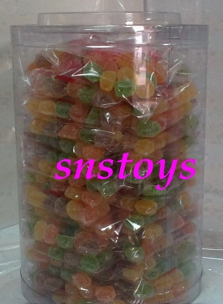 sns 古早味 果汁QQ軟糖 QQ糖 QQ軟糖 果汁軟糖 水果QQ糖 (60小包裝)