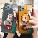 卡通可愛創意三星手機殼 SamSung Note 10 Plus手機套 S8/S9/N8/N9三星保護套 S10/S10e/S10 Plus保護殼