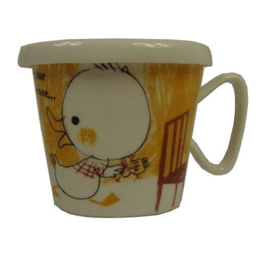 Shinzi Katoh Facile可愛小鴉子動物造型饅頭馬克杯(含運價)