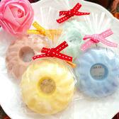 婚禮小物-旋風甜甜圈手工皂