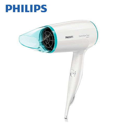 飛利浦PHILIPS 輕巧折疊超靜音吹風機 BHD006✬ 新家電生活館 ✬