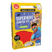 [KLUTZ] JR.My Superhero Starter Kit 超級英雄變裝秀(角色扮演/想像力發展/派對裝扮)