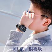 兒童手錶小學生防水10-12-15歲男孩男童大童初中生中學生簡約電子   圖拉斯3C百貨