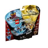 LEGO樂高 旋風忍者系列 70663 旋風忍術 - 赤蘭和吳大師 積木 玩具